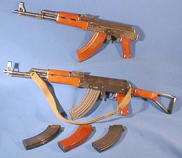 中国阅兵女兵_56-2式突击步枪 ——〖枪炮世界〗