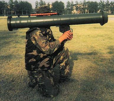 120火箭筒_PF98火箭筒 ——〖枪炮世界〗